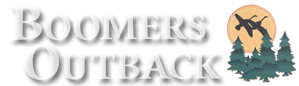 Boomer's Outback logo